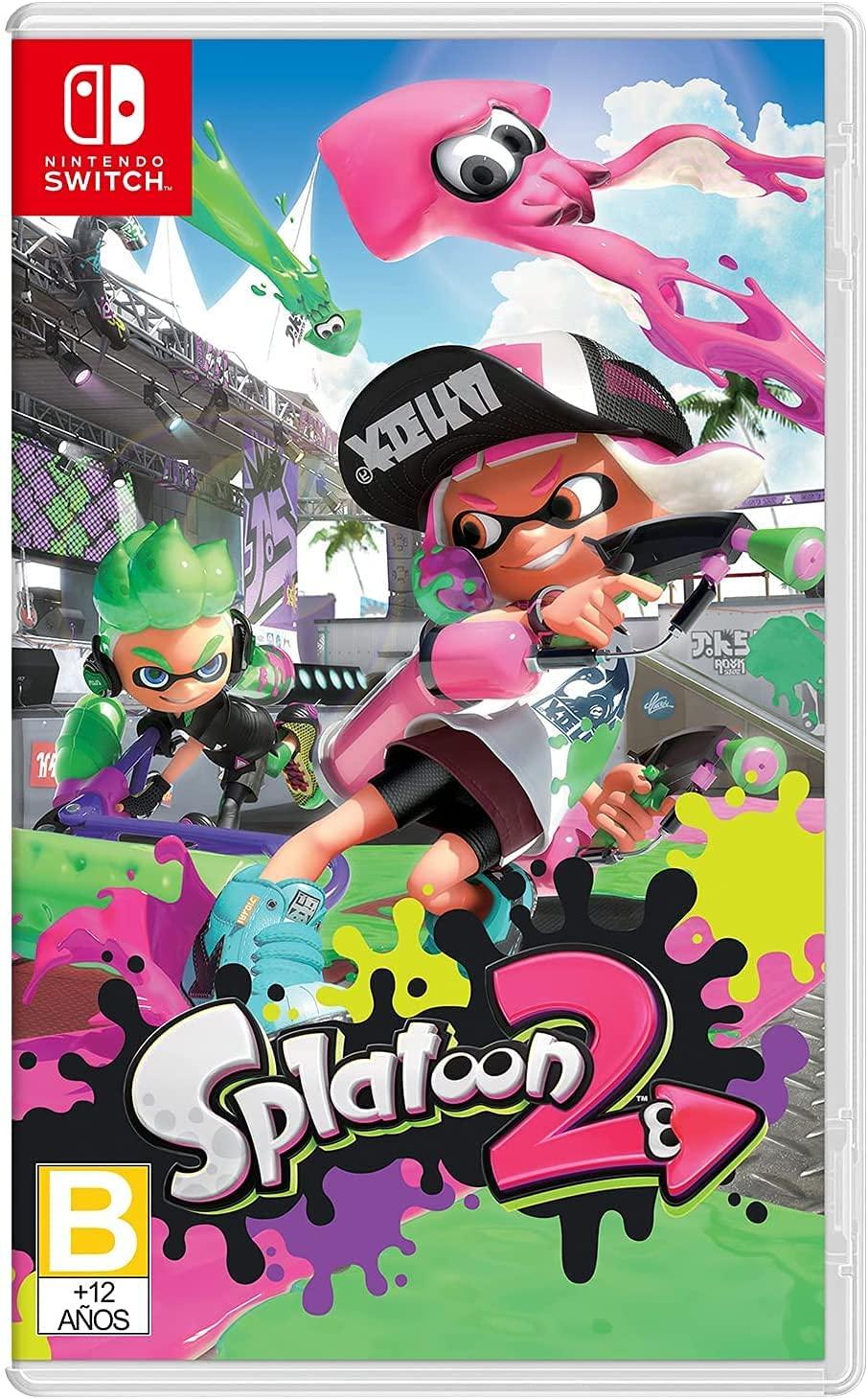 Splatoon 2 para Nintendo Switch