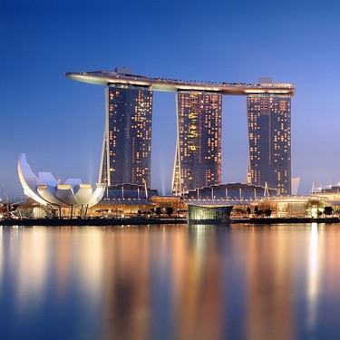 Piscinas infinitas, fuentes de ensueño, el diseño más vanguardista: así son los diez hoteles más 'instagrammeados' del mundo