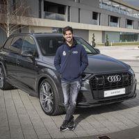 Los jugadores del Real Madrid ya tienen sus nuevos Audi: mucho SUV y solo un coche eléctrico