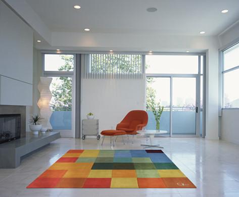 Foto de Ariana: alfombras llenas de color (1/4)