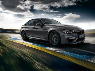 BMW M3 CS, sólo 1200 unidades de este bólido alemán supervitaminado