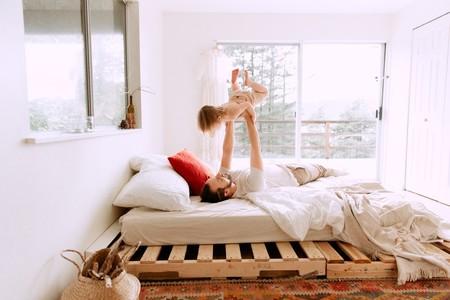 Los juegos de contacto físico entre papá e hijos durante los primeros tres años de vida mejoran el control de las emociones