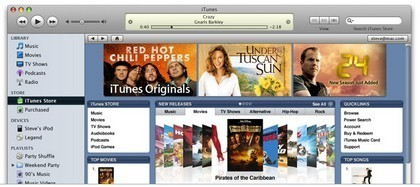 Los problemas de iTunes con Windows Vista