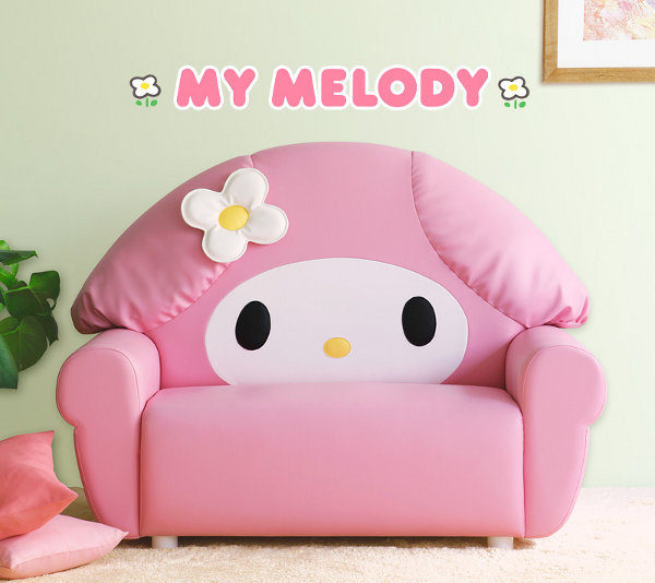sofa my melody