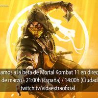 Streaming de Mortal Kombat 11 a las 21:00h (las 14:00h en CDMX) [finalizado]