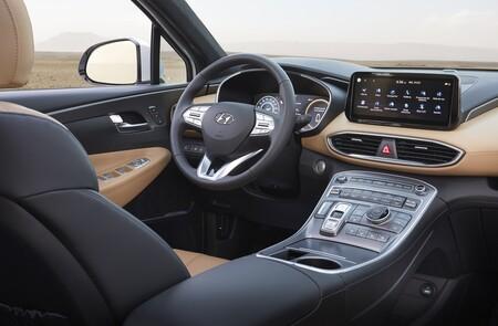 Hyundai Santa Fe 2021 Prueba Contacto 008