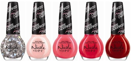 carrie underwood nicole by opi