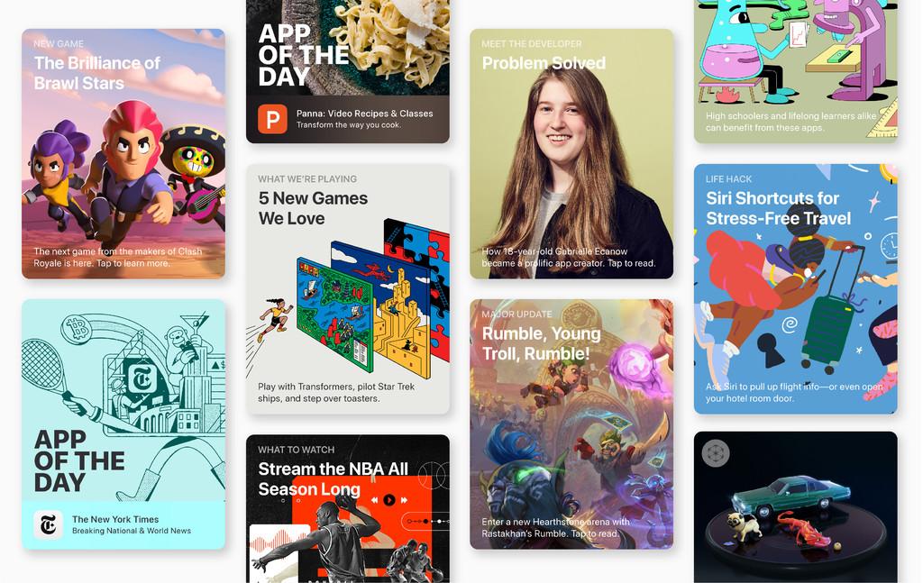 La App Store vuelve a obtener cifras récord durante la época de Navidad