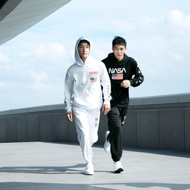 H&M apunta alto con sus nuevos looks deportivos de otoño inspirados en la NASA