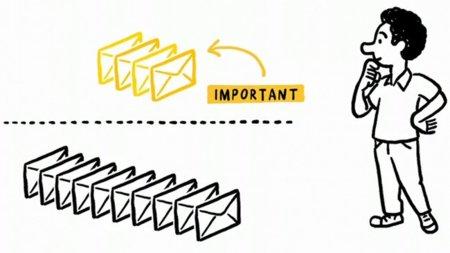 """El algoritmo de Priority Inbox mejora y explica las marcas de """"Importante"""""""