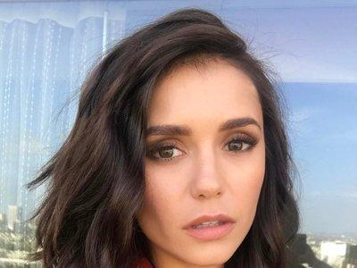 El (pedazo) cambio de look de Nina Dobrev que nos recuerda a otra celebrity