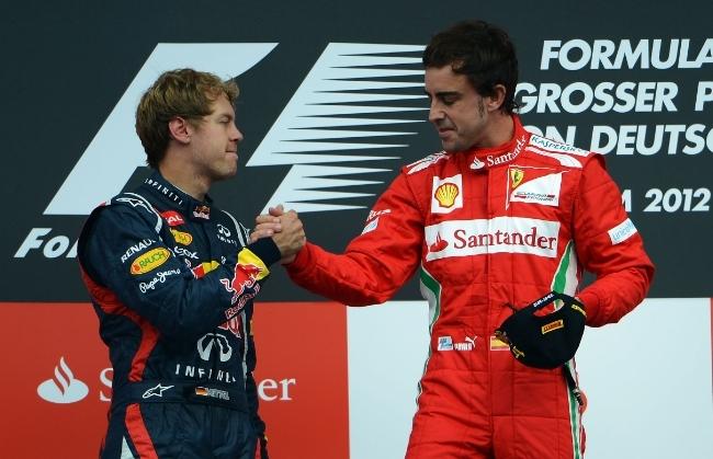 Fernando Alonso GP de Alemania