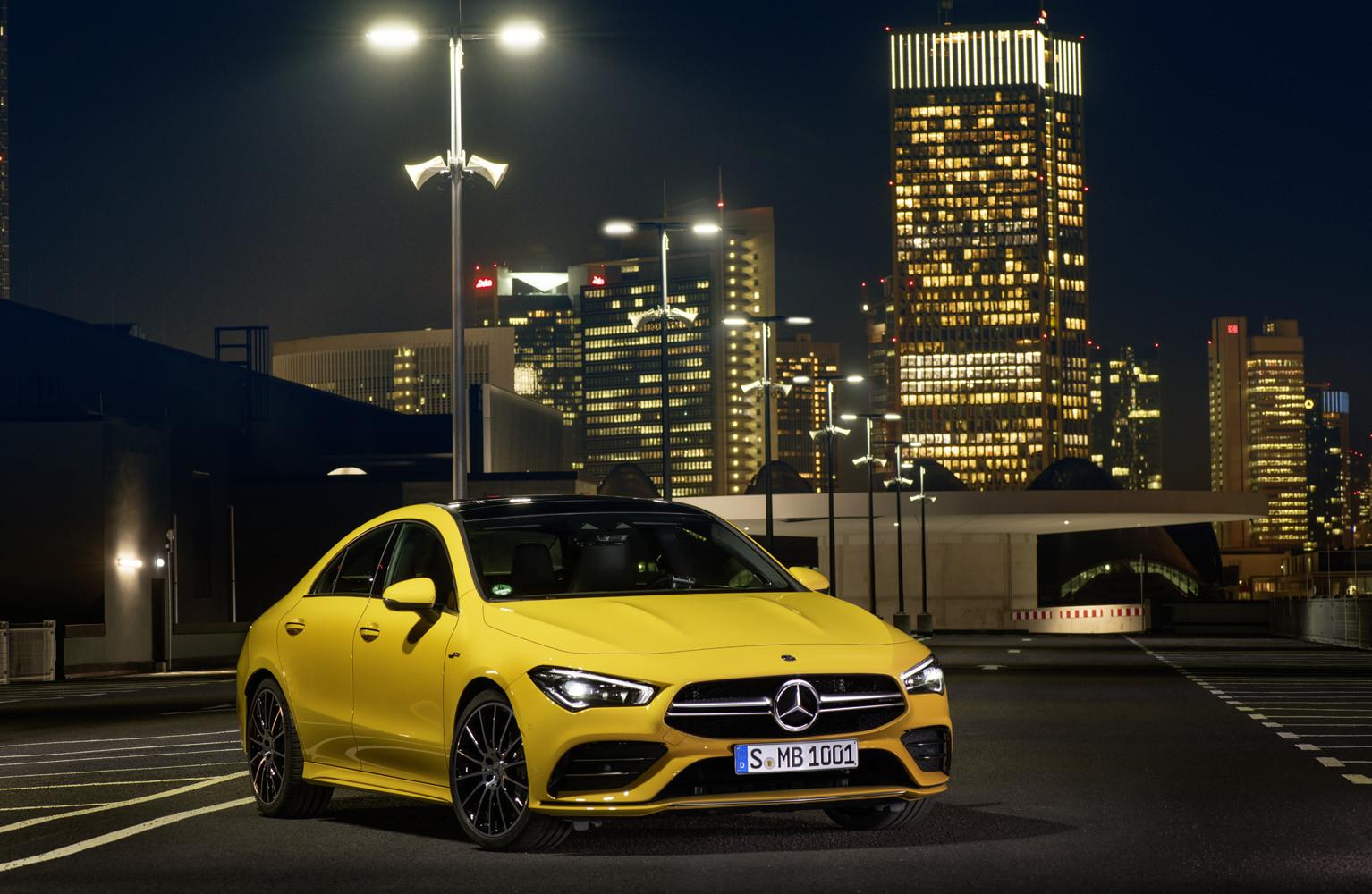 Mercedes-Benz CLA II (2019) 16