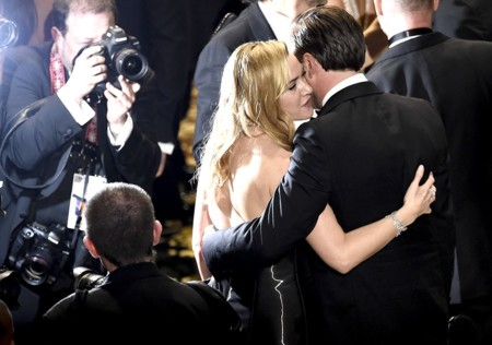 Kate Winslet y DiCaprio