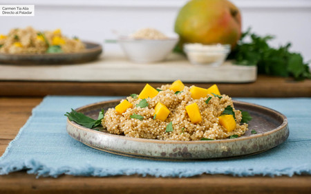 Comer sano en Directo al Paladar (LXVII): el menú ligero del mes