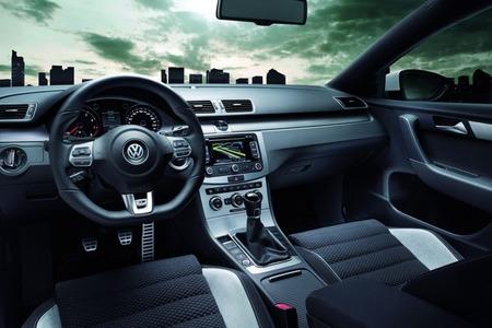 VW Passat R-Line 2012
