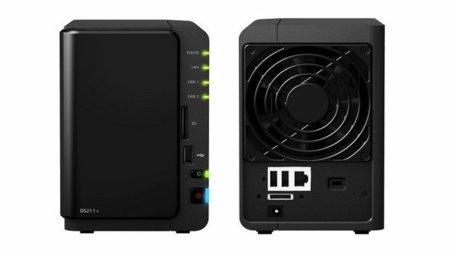 Synology DiskStation DS211+, para los profesionales del mundo NAS