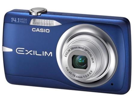 Casio Exilim EX-FH100 y el resto de novedades de la marca en marzo