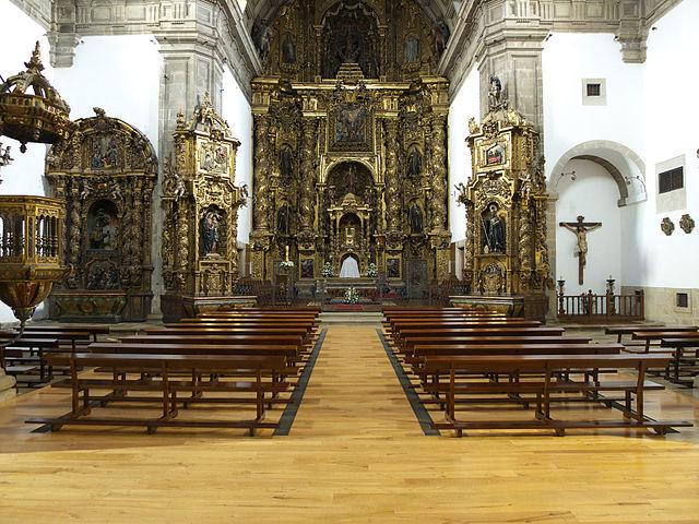 Iglesia de San Pelayo en el Monasterio