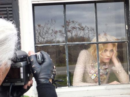 Heidi Mount, la nueva musa de Karl Lagerfeld