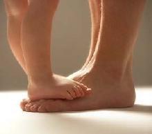 Los pies planos en el niño