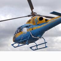 Radar en helicóptero: cuando la multa de tráfico cae del cielo
