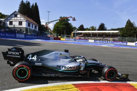 Hamilton Spa F1 2019