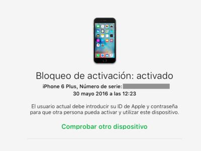 ¿iPhone de segunda mano? Así puedes comprobar si está bloqueado o no