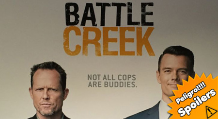 A 'Battle Creek' le falta intensidad