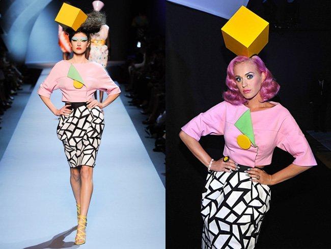 Katy Perry Dior VMA 2011