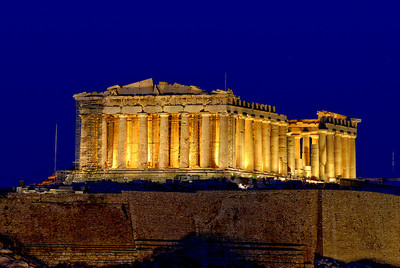 Cosas que no sabías del Partenón: fue transformado en iglesia y luego en mezquita