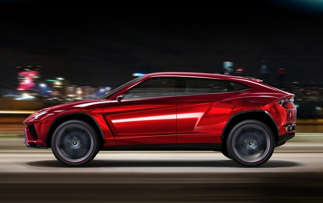 Lamborghini Urus Concept 02