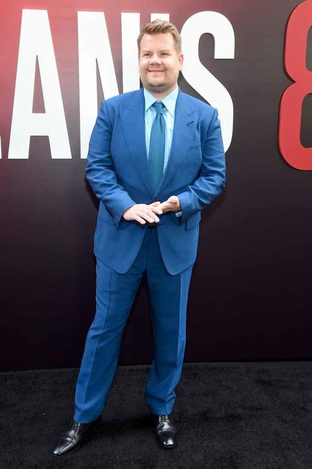 James Corden Ocean S 8 World Premiere