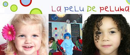 La Pelu de Peluka, una original y divertida peluquería para niños