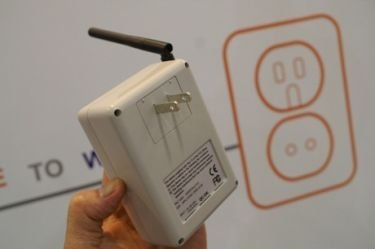 Adaptador Wi-Fi para redes eléctricas