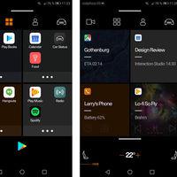Así es la demo de Android Auto nativo que Volvo integrará en el Polestar 2