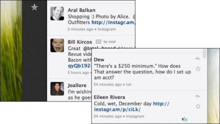 Más y más clientes de Twitter se pasan a Mac OS X: es el turno de Oosfora