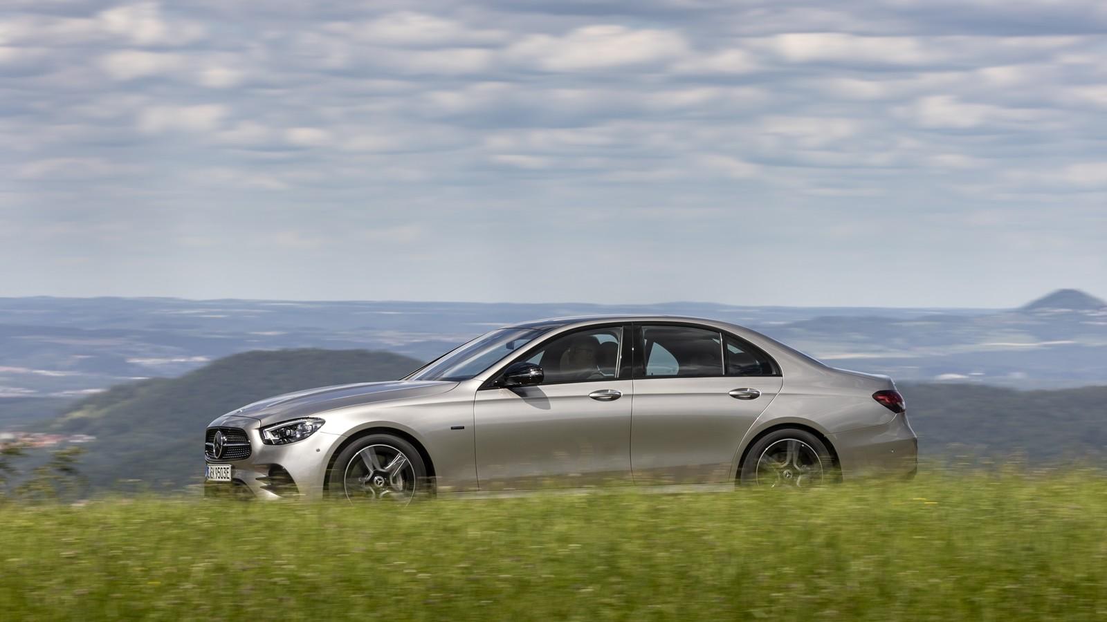 Foto de Mercedes-Benz Clase E 2020, prueba contacto (69/135)