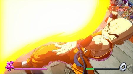 Krilin demuestra su potencial en el nuevo tráiler de Dragon Ball FighterZ