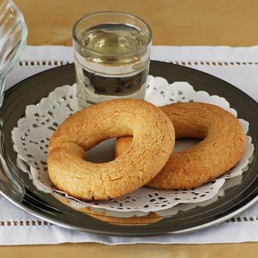 Galletas o roscos bussolà buranelli: receta italiana para la sobremesa