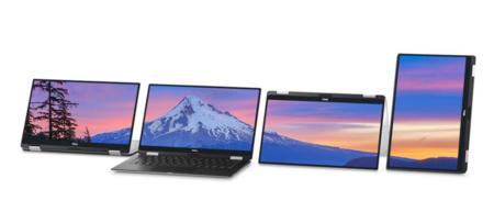XPS 13 2-en-1, el portátil de Dell recibe el tratamiento convertible y ahora es aún mejor