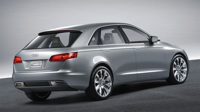 Prototipo Audi Roadjet (2006)