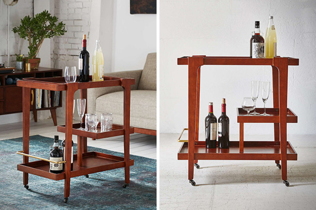 Assembly Home Tovah Bar Cart 1