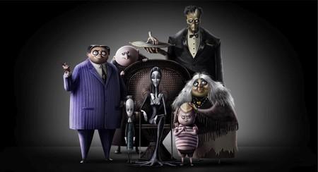 'La familia Addams' regresa: primera imagen del reboot animado con Oscar Isaac y Charlize Theron como Gomez y Morticia
