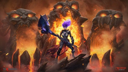 Darksiders III: primeros detalles de los DLCs  The Crucible y Keepers of the Void