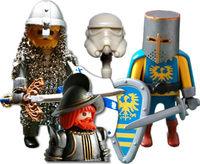 Crea tus propias piezas de Playmobil