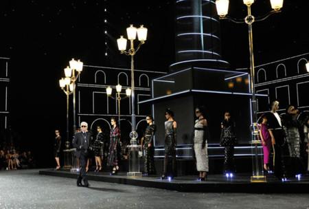 Chanel Alta Costura Invierno 2011