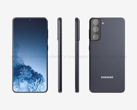 Samsung Galaxy S21 Xleaks7 01