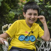 Carlos Santamaria, el primer niño de 12 años en la historia de México que consiguió entrar a la UNAM