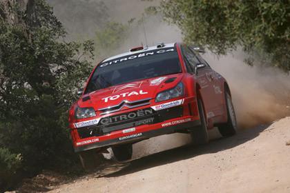 Loeb es líder y Sordo quinto en Portugal